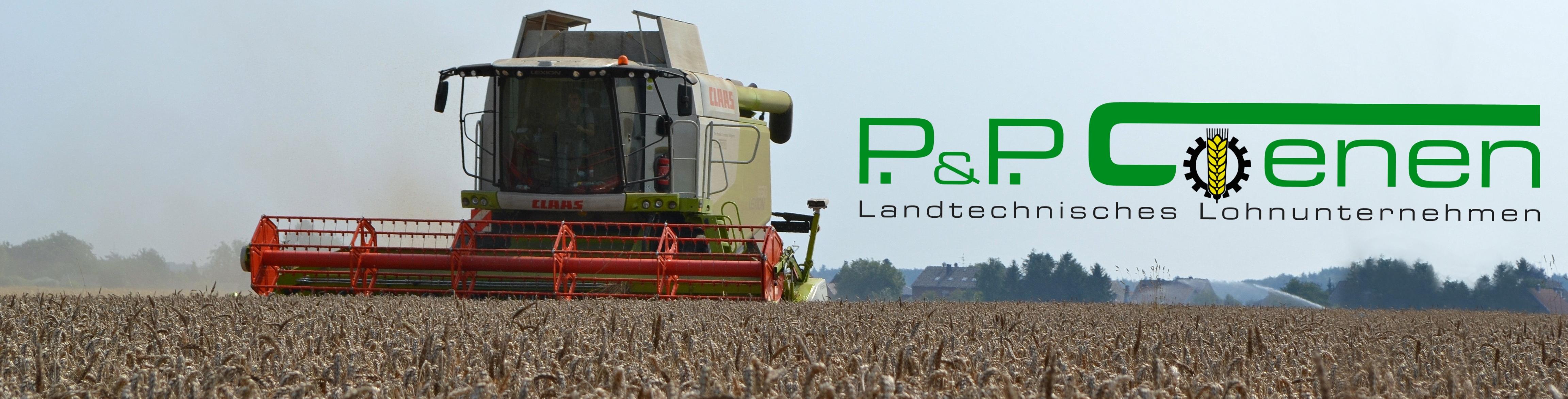 Logo P&P Coenen
